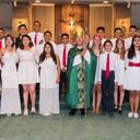 2016 Confirmation photo album